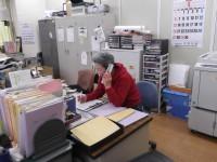 災害(雪害)ボランティアセンターの運営に協力する福祉協力員